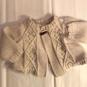 Sweet Infant Spring Sweater
